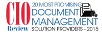 Top 20 Document Management Solution Providers 2015